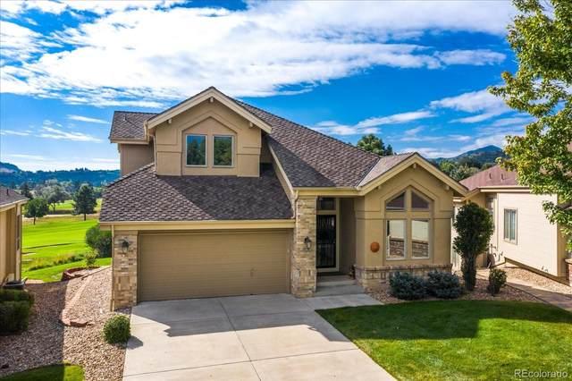 15856 Double Eagle Drive, Morrison, CO 80465 (#6550696) :: Symbio Denver