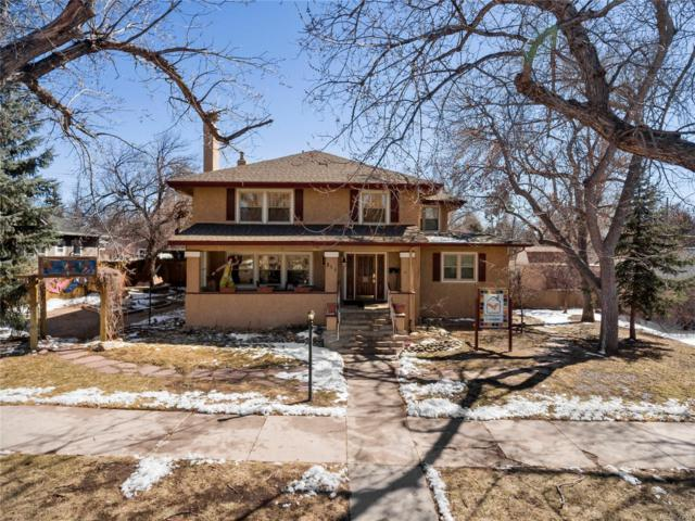 311 N Logan Avenue, Colorado Springs, CO 80909 (MLS #6550812) :: Bliss Realty Group