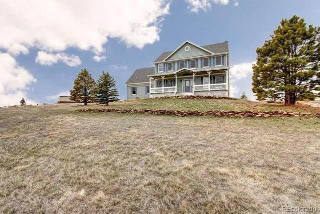 6139 Pine Ridge Drive, Elizabeth, CO 80107 (MLS #6551300) :: 8z Real Estate