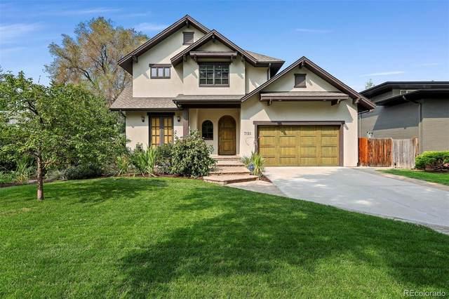 7121 E 6th Avenue Parkway, Denver, CO 80220 (#6551714) :: Kimberly Austin Properties