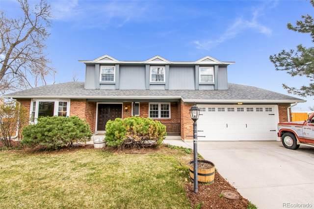 5434 S Cimarron Road, Littleton, CO 80123 (#6551975) :: Venterra Real Estate LLC