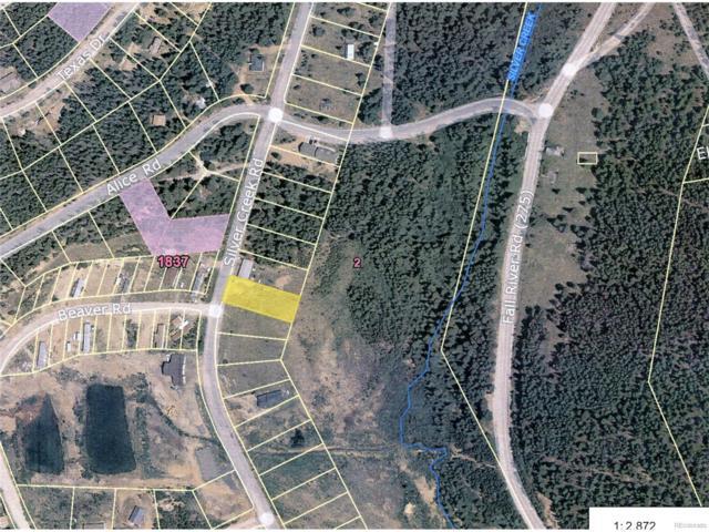 Lot 45 Silver Creek Road, Idaho Springs, CO 80452 (MLS #6552159) :: 8z Real Estate