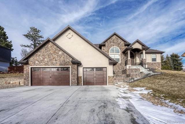 8041 Windwood Way, Parker, CO 80134 (#6552308) :: Stephanie Fryncko | Keller Williams Integrity