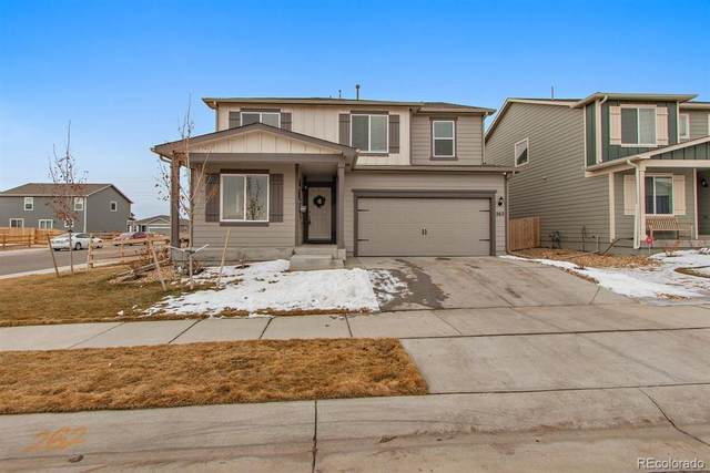 262 Horizon Avenue, Lochbuie, CO 80603 (#6552317) :: James Crocker Team