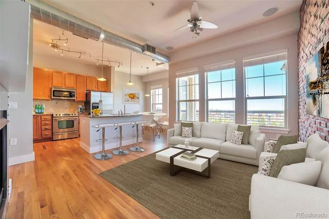 10111 Inverness Main Street #414, Englewood, CO 80112 (#6552619) :: Compass Colorado Realty