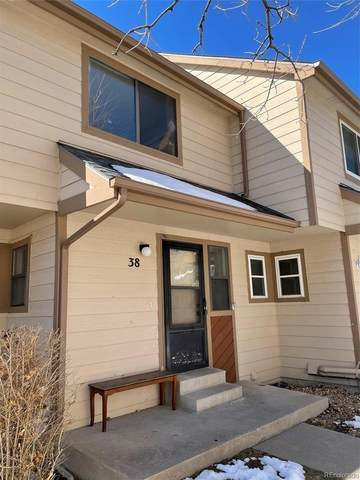 1475 S Quebec Way H38, Denver, CO 80231 (MLS #6552809) :: Kittle Real Estate