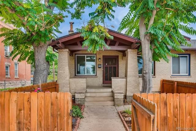 3819 W 29th Avenue, Denver, CO 80211 (#6553139) :: Kimberly Austin Properties