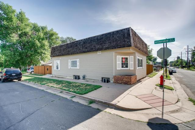 2898 S Cherokee Street, Englewood, CO 80110 (#6553330) :: The Heyl Group at Keller Williams