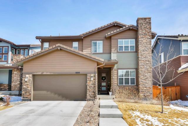 14048 Touchstone Street, Parker, CO 80134 (#6553430) :: Wisdom Real Estate