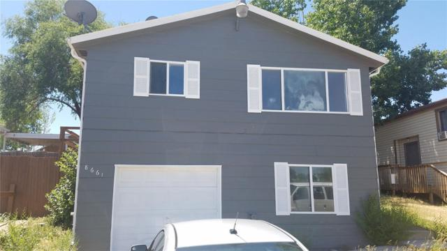 8661 Mcdougal Street, Denver, CO 80229 (#6553451) :: The Heyl Group at Keller Williams