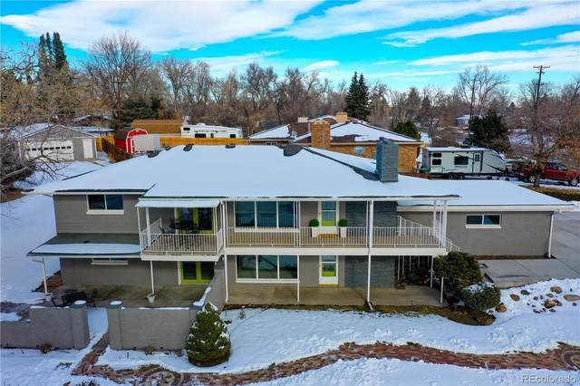 275 Garrison Street, Lakewood, CO 80226 (#6554526) :: Realty ONE Group Five Star