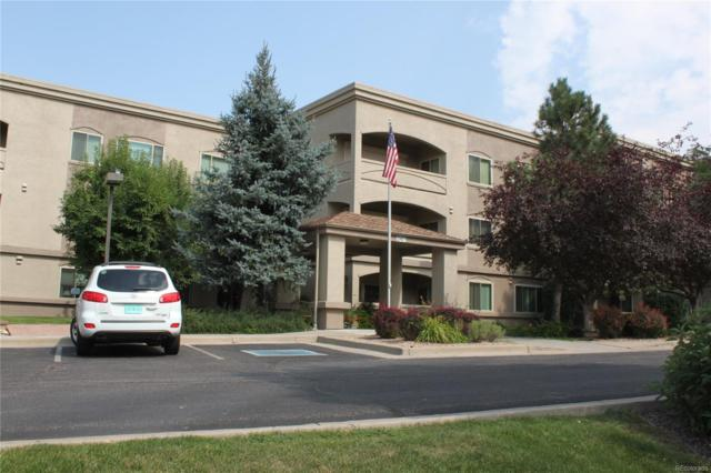 2451 Kipling Street #104, Lakewood, CO 80215 (#6554608) :: The Heyl Group at Keller Williams