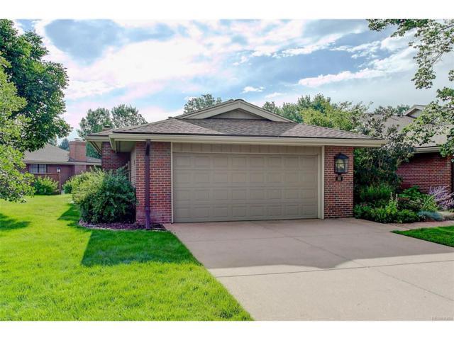 2800 S University Boulevard #80, Denver, CO 80210 (MLS #6554769) :: 8z Real Estate