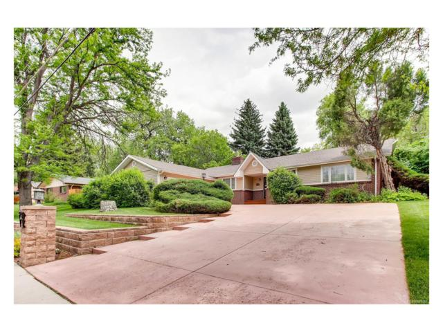12930 W 15th Drive, Golden, CO 80401 (#6554789) :: The Peak Properties Group