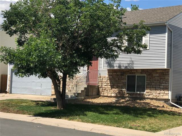 1411 S Pagosa Street, Aurora, CO 80017 (#6554894) :: HomeSmart Realty Group