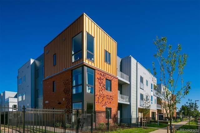 2525 Arapahoe Street Rd303, Denver, CO 80205 (#6554998) :: Kimberly Austin Properties
