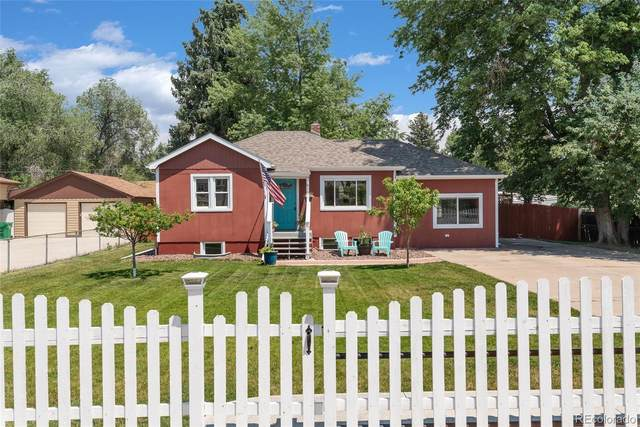 830 Gray Street, Lakewood, CO 80214 (#6555515) :: The DeGrood Team