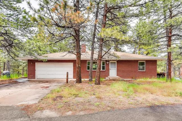 1803 Perry Park Avenue, Larkspur, CO 80118 (#6555799) :: The Heyl Group at Keller Williams