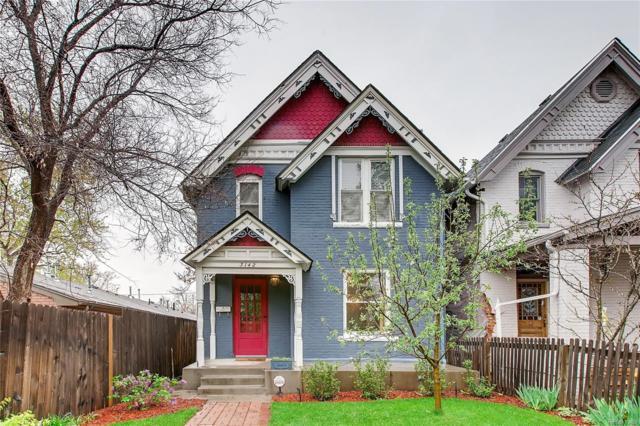 3142 W 26th Avenue, Denver, CO 80211 (MLS #6555822) :: 8z Real Estate