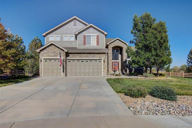5995 Lasso Place, Parker, CO 80134 (#6555847) :: The Healey Group