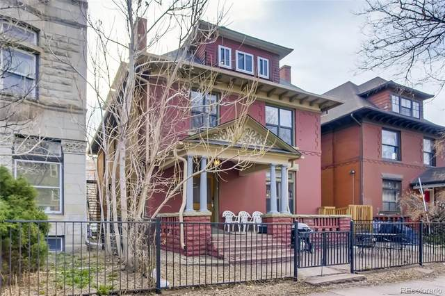 1620 Washington Street, Denver, CO 80203 (#6556372) :: Compass Colorado Realty