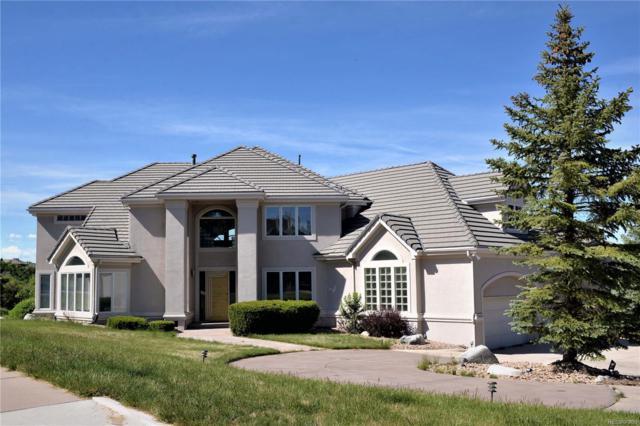 192 October Place, Castle Rock, CO 80104 (MLS #6556568) :: Kittle Real Estate