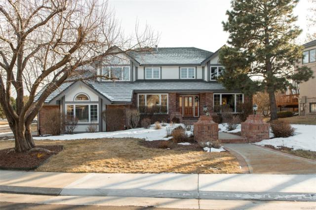 5274 E Mineral Lane, Centennial, CO 80122 (#6557061) :: House Hunters Colorado