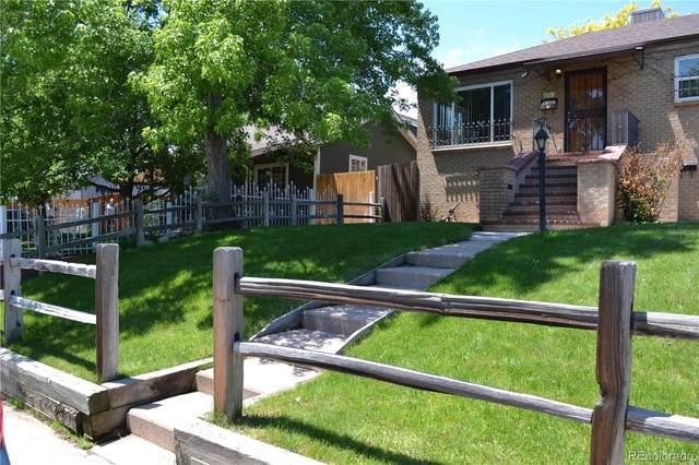111 S Perry Street, Denver, CO 80219 (#6557225) :: Peak Properties Group