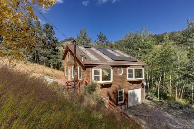 3275 Gold Run Road, Boulder, CO 80302 (#6558067) :: The DeGrood Team