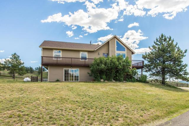 6860 Kilimanjaro Drive, Evergreen, CO 80439 (#6558074) :: The Peak Properties Group