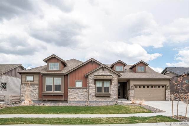 7901 Piney River Avenue, Littleton, CO 80125 (#6558112) :: Mile High Luxury Real Estate