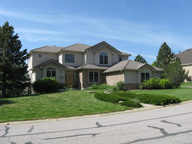 850 Shady Oak Lane, Castle Pines, CO 80108 (#6558559) :: Colorado Team Real Estate
