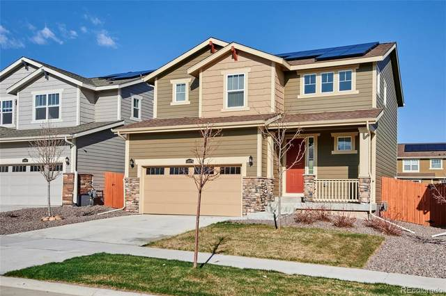 14979 Vienna Circle, Parker, CO 80134 (#6558790) :: The Harling Team @ HomeSmart
