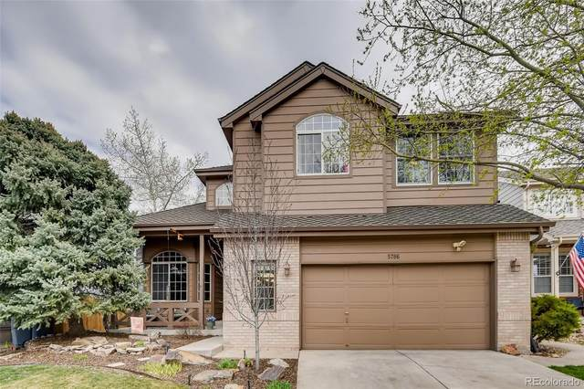 5786 S Garland Way, Littleton, CO 80123 (#6559399) :: Venterra Real Estate LLC