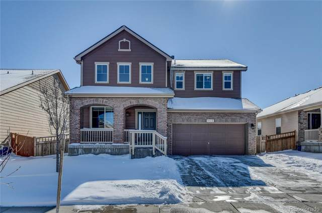 5112 Delphinium Circle, Brighton, CO 80601 (#6559537) :: The Peak Properties Group