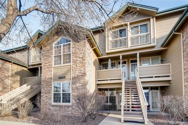 2800 W Centennial Drive K, Littleton, CO 80123 (#6559773) :: The Gilbert Group