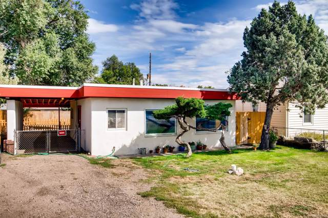 1560 Simms Street, Lakewood, CO 80215 (#6559890) :: 5281 Exclusive Homes Realty