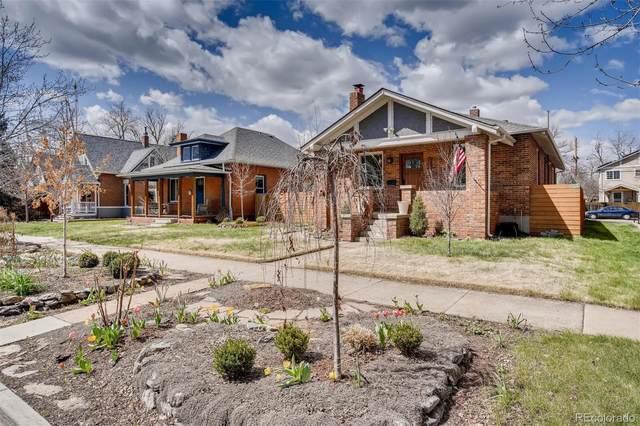 1833 S Logan Street, Denver, CO 80210 (#6560154) :: Briggs American Properties