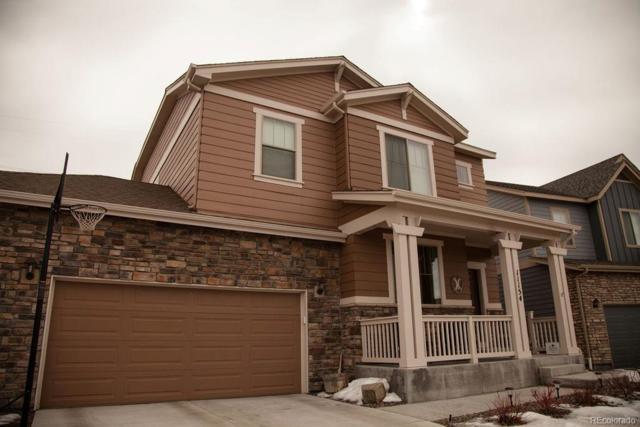 11154 Oakdale Road, Parker, CO 80138 (MLS #6561619) :: 8z Real Estate