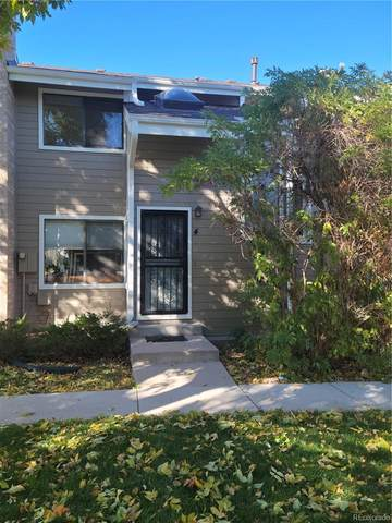 8781 W Cornell Avenue #4, Lakewood, CO 80227 (#6561736) :: Sultan Newman Group