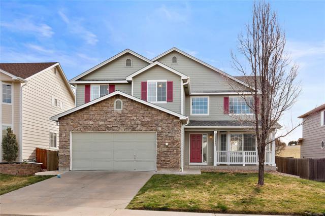 11186 Glenmoor Circle, Parker, CO 80138 (#6562179) :: The Peak Properties Group