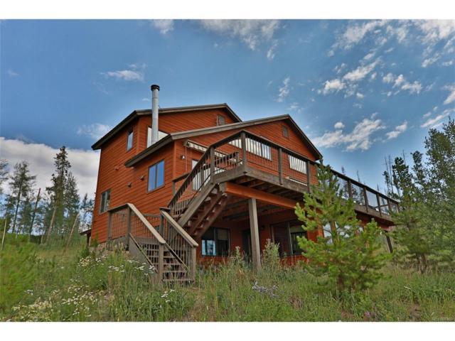 224 County Road 8350, Fraser, CO 80442 (MLS #6562244) :: 8z Real Estate