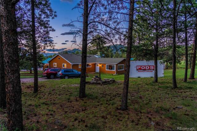 6058 Park Street, Evergreen, CO 80439 (#6562350) :: Compass Colorado Realty