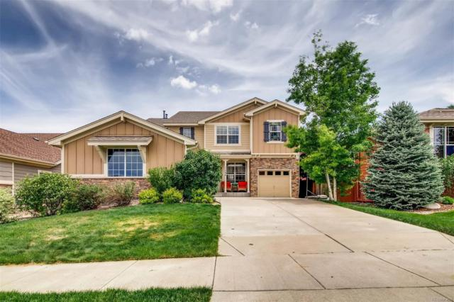11586 S Tumble Brush Street, Parker, CO 80134 (#6563481) :: The Peak Properties Group