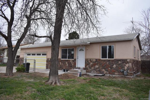 7881 Niagara Street, Commerce City, CO 80022 (#6563558) :: Structure CO Group