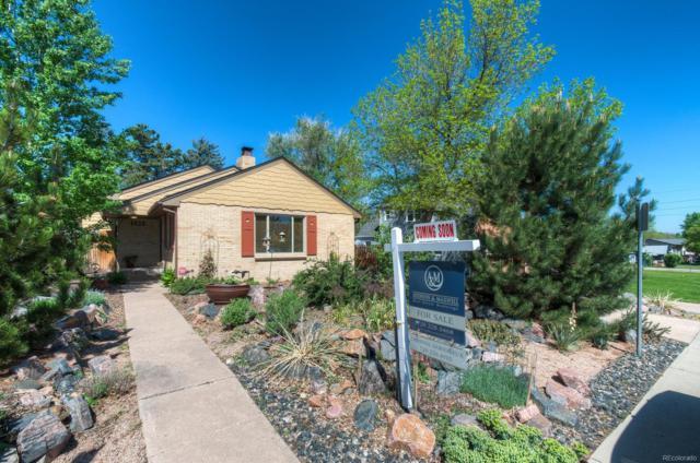 4629 S Fox Street, Englewood, CO 80110 (#6563624) :: Wisdom Real Estate