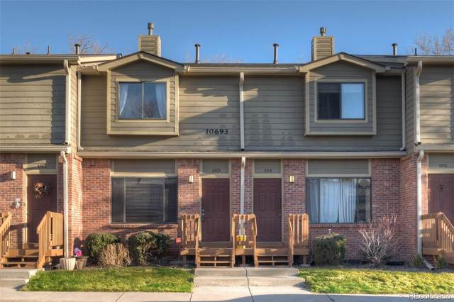 10693 W 63rd Drive #103, Arvada, CO 80004 (MLS #6563894) :: 8z Real Estate