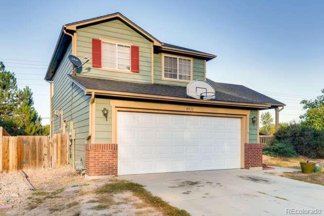 8530 Golden Eye Drive, Parker, CO 80134 (#6564368) :: House Hunters Colorado