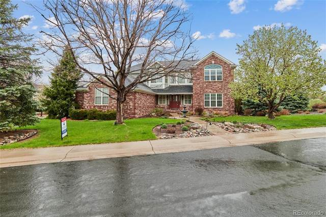 1325 Meyerwood Lane, Highlands Ranch, CO 80129 (#6564497) :: Chateaux Realty Group