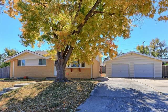 980 W 103rd Avenue, Northglenn, CO 80260 (#6564532) :: iHomes Colorado